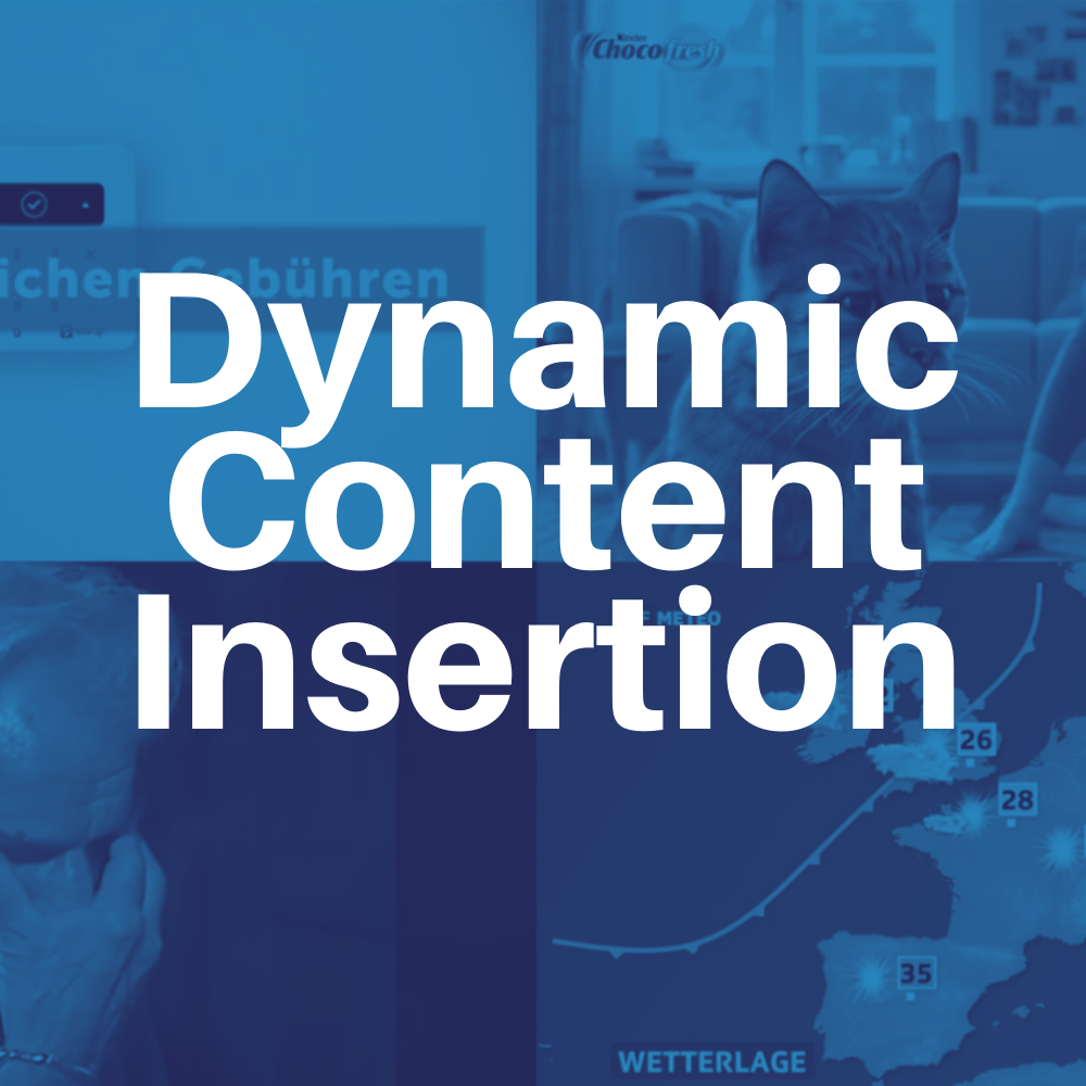 Content sWitch & Dynamic Content Insertion