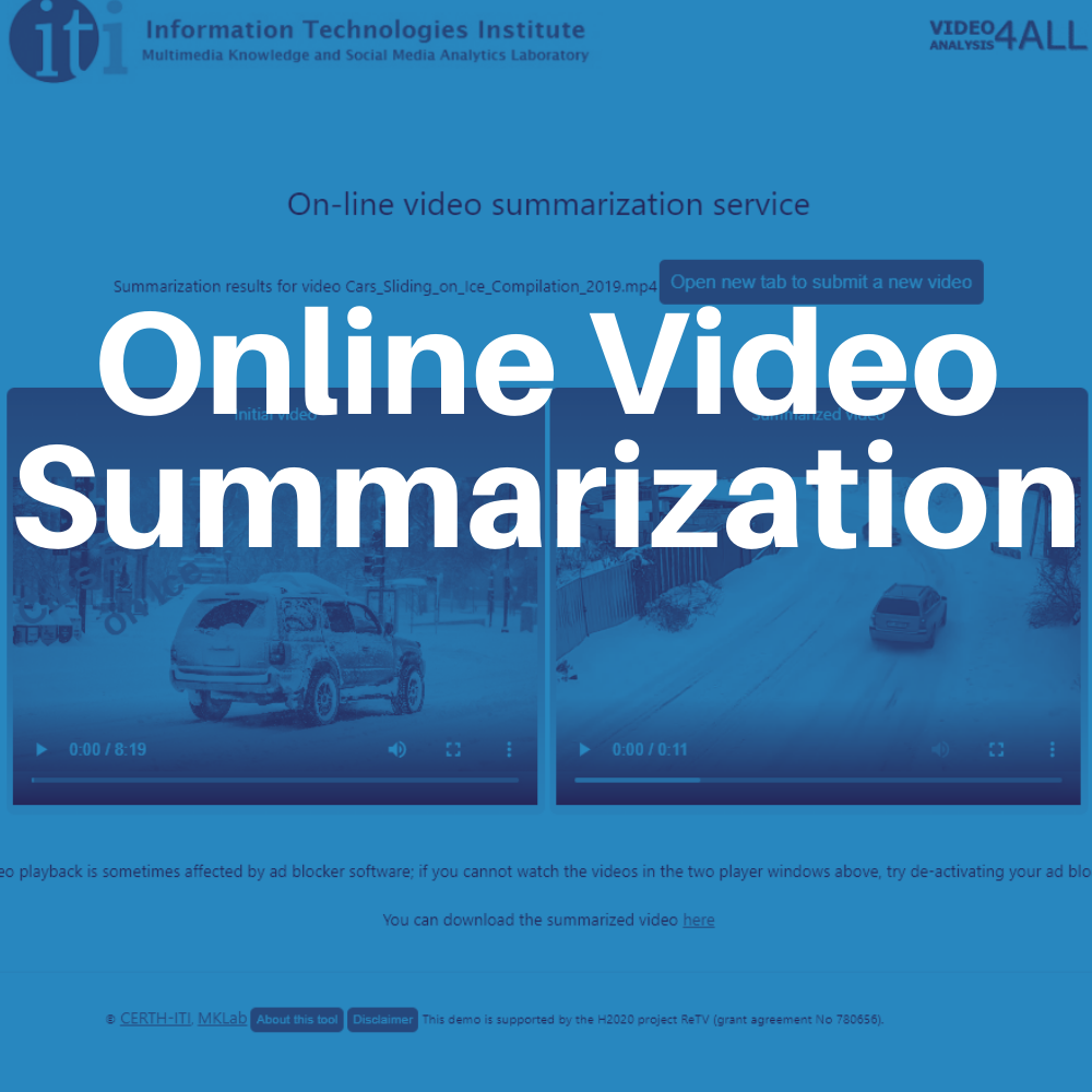 Online Video Summarization