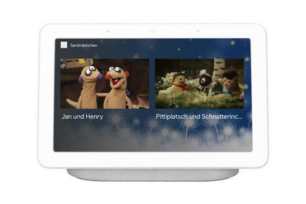 """OK Google, mit Abendgruß sprechen"": Our smart speaker application for children"