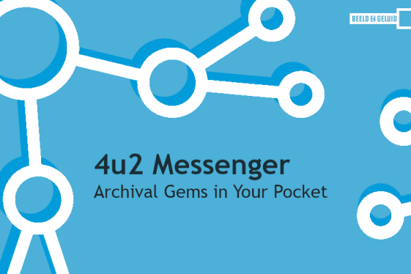 4u2 Messenger: Personalising the Distribution of Television Archives